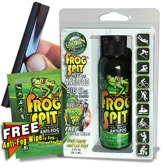 Frog Spit 2oz Bottle + Applicator